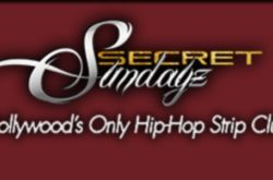 Sunday Night – Secret Sundayz Strip Club